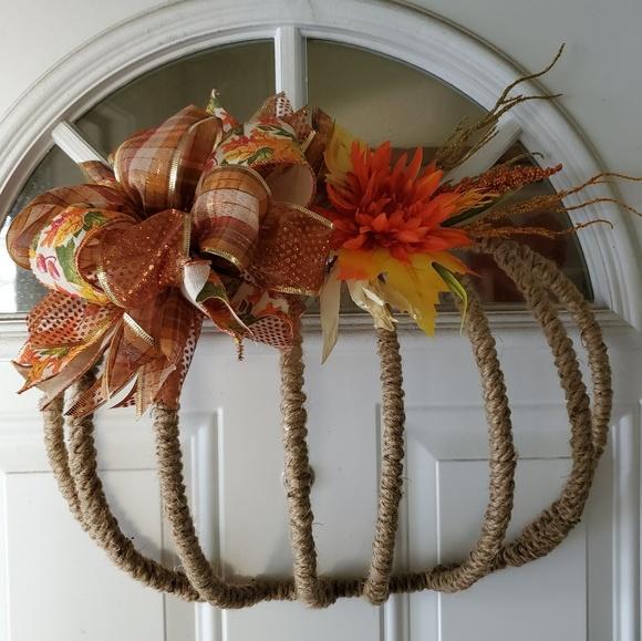 Other - Pumpkin wreath